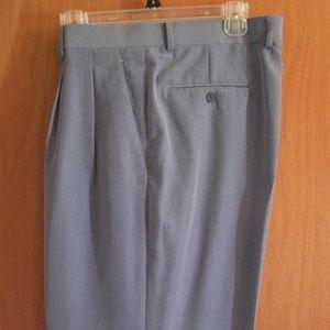 Men's Periwinkle Trouser Dress Pants